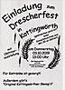 Drescherfest 19
